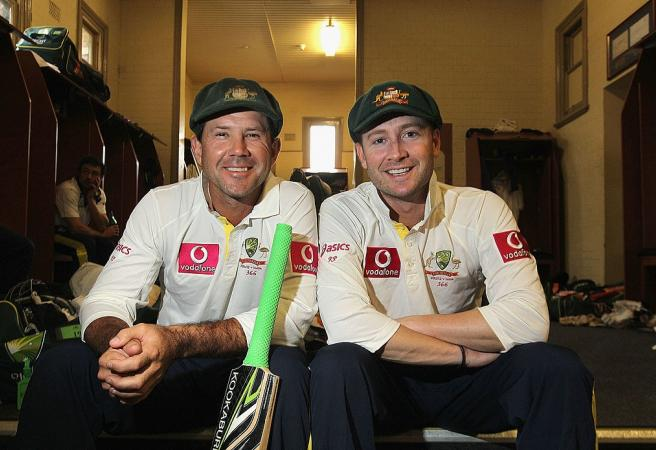 Michael Clarke names top seven batsmen he played with or against