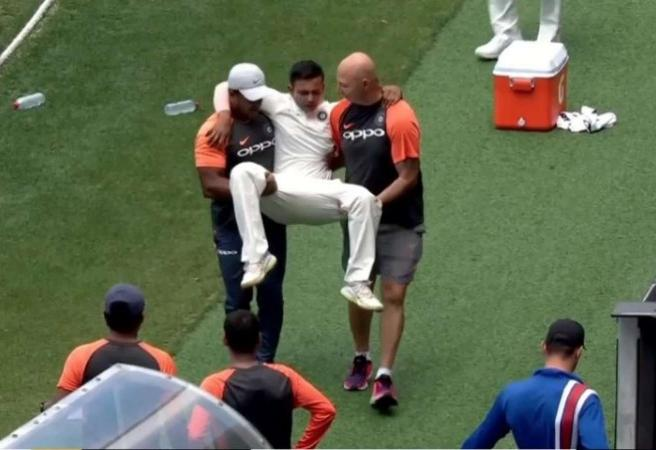 Indian teenage gun Prithvi Shaw ruled out for entire Test series