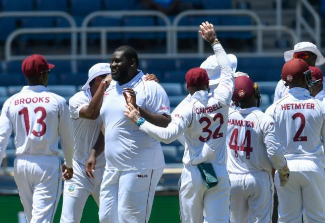 West Indian monster picks up seven-wicket haul