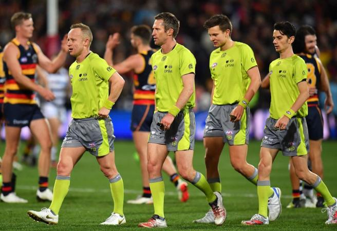Reports: AFL Grand Final umpires named