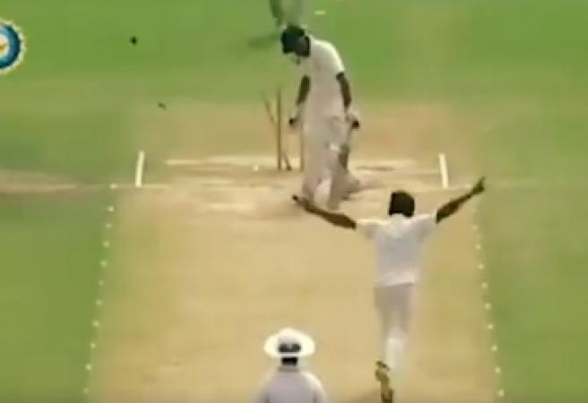WATCH | Indian prodigy takes 10fa in a bowling masterclass