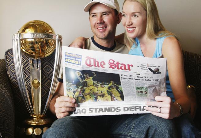 Punters Pals: Aussie legend boosts World Cup hopes