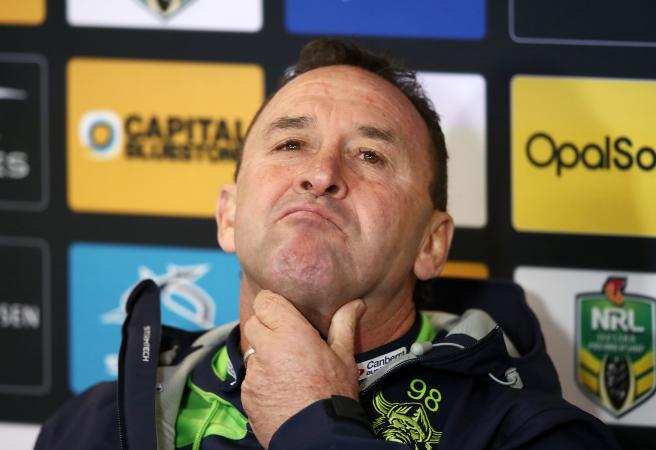 Filthy Raiders: Ricky Stuart unleashes following ref debacle