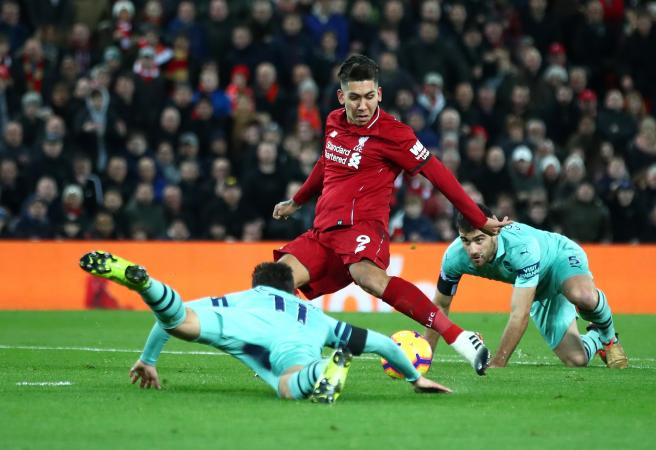 Five Star Liverpool: Reds smash Gunners to go nine clear