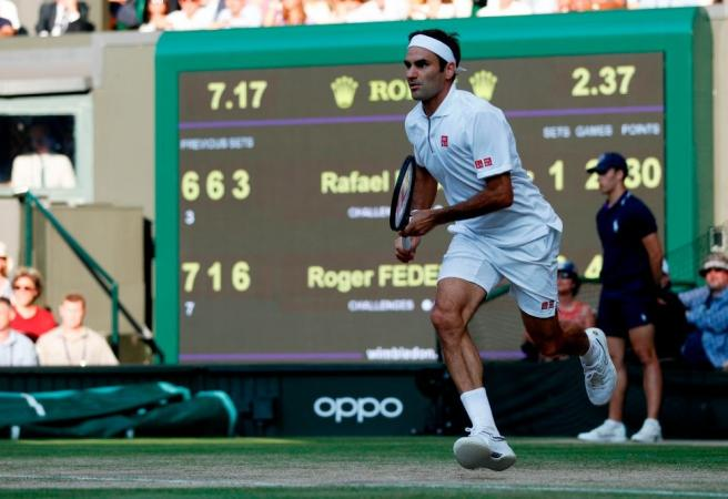 11 Years on, Roger Federer gains Wimbledon revenge!