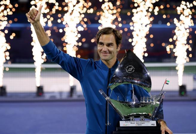 Classy Connors' legendary response to Federer's century