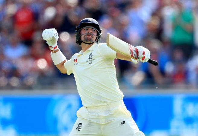Ashes: Opener makes maiden hundred as England gain the upper hand on Day Two