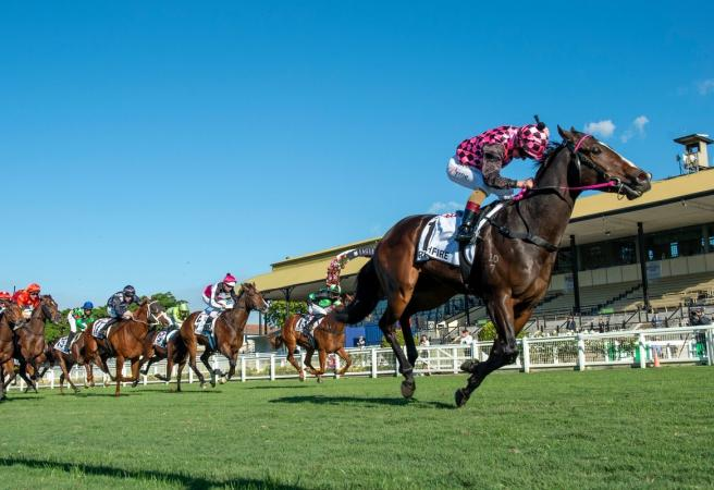 Heathcote looks to Everest with Rothfire after JJ Atkins win