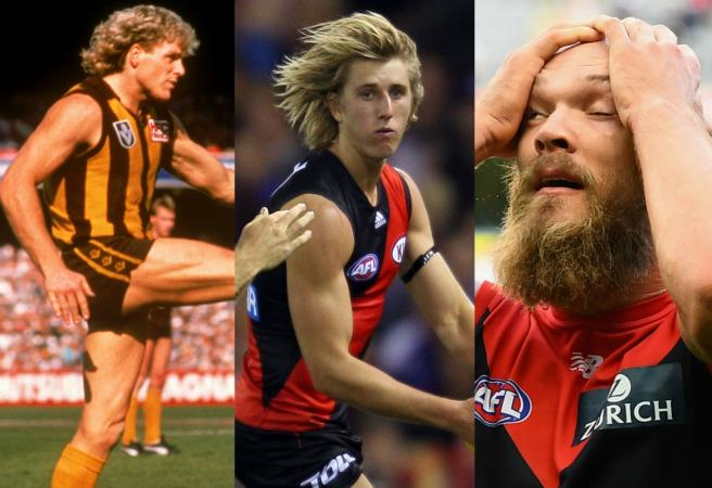 AFL History Test: Big moments from Round 1