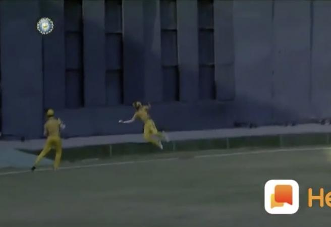 WATCH: Is this the greatest catch ever?