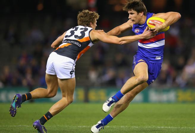 Ryan Griffen: I watched the Doggies' flag in a servo