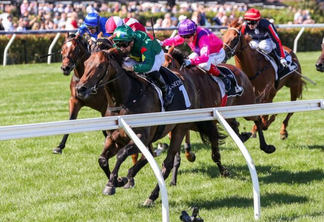 Saturday Group One Racing Replays