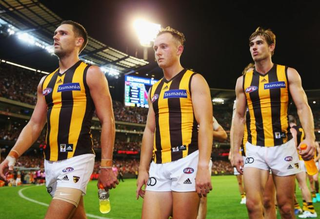 Hawthorn premiership player calls time on career