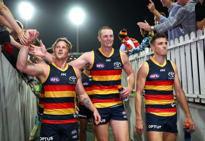 Adelaide star set to leave Crows