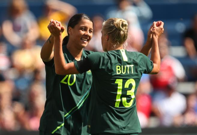 Sam Kerr robbed again at FIFA awards