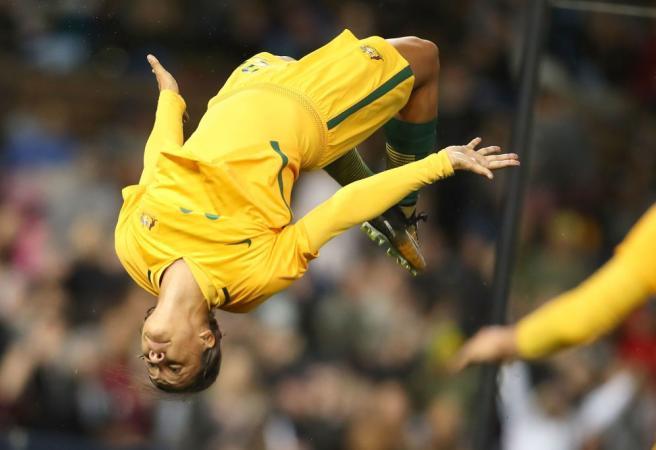 Matildas skipper nominated for the women's Ballon d'Or