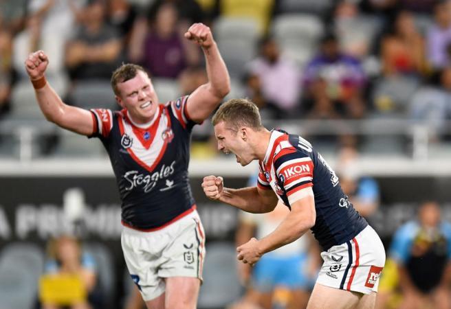 NRL 2021 Semi-Finals locked In