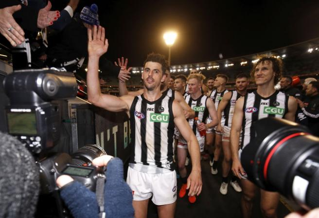 Scott Pendlebury announces 'all clear' from coronavirus