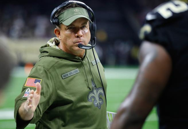 Sean Payton may need to pay up for smashed alarm