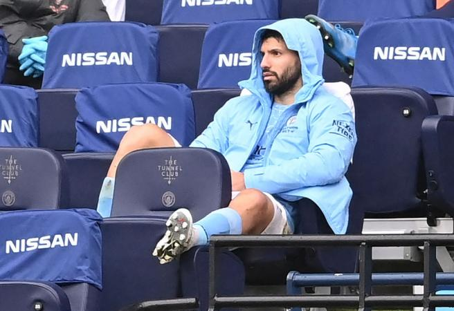 Manchester City - Panenka penalty problems postpone Premiership