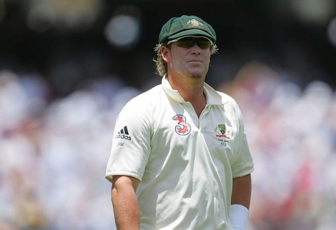 Shane Warne auctioning Baggy Green for bushfire relief