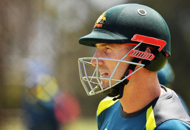 Arsey Move: Aussies bring Shaun Marsh straight back into ODI team