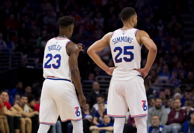 Philadelphia 76ers land All-Star but lose Jimmy Butler