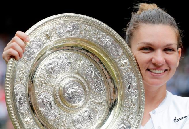 'Wake Up, Serena': 56 Minutes of pain for champ at Wimbledon