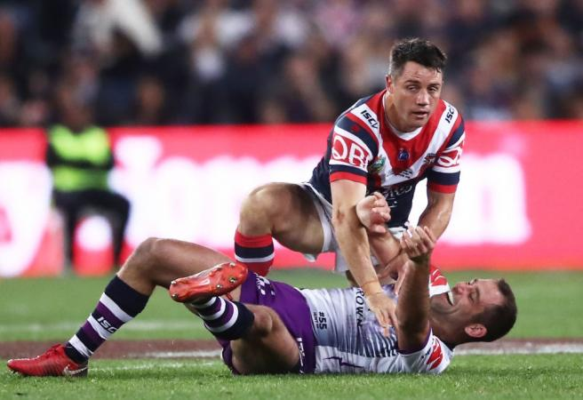Cam Smith not cranky with Cronky