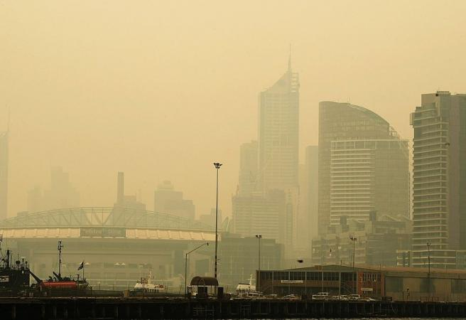 Australian Open qualifiers delayed due to smoke haze