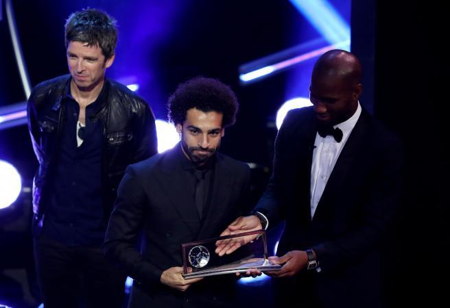 Uproar as Salah wins Puskas Award