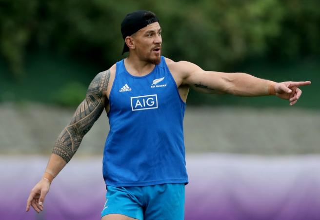 Sonny Bill Williams signs monster contract with Canadian rugby league team