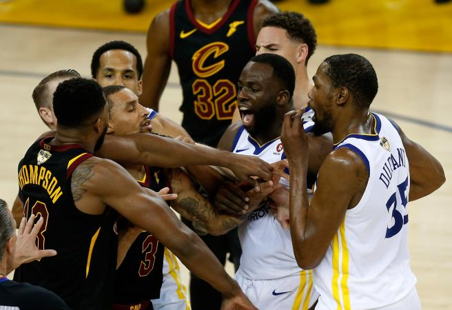 Rumours of ESPY after-party fight blow up the NBA
