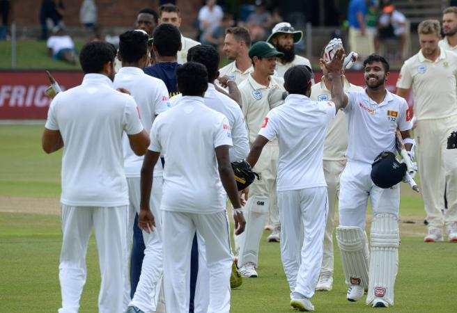 Sri Lanka joins Aussies in prestigious South African club