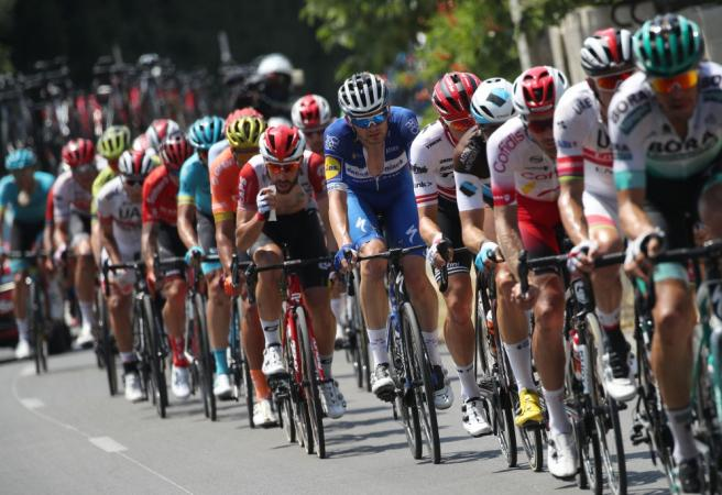 Two riders expelled from the Tour de France