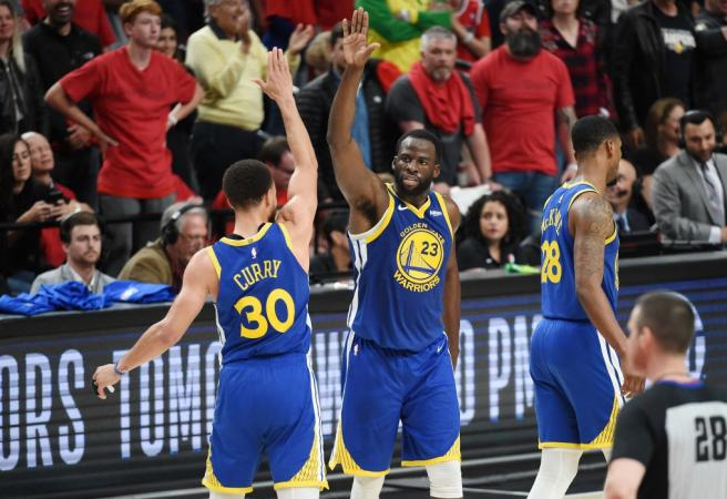 Golden State Warriors make history!