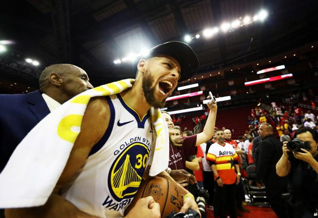 NBA Finals: Warriors ridiculously short-priced favourites for Championship