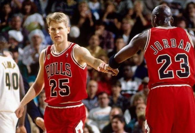 Steve Kerr's best games as a player in the NBA