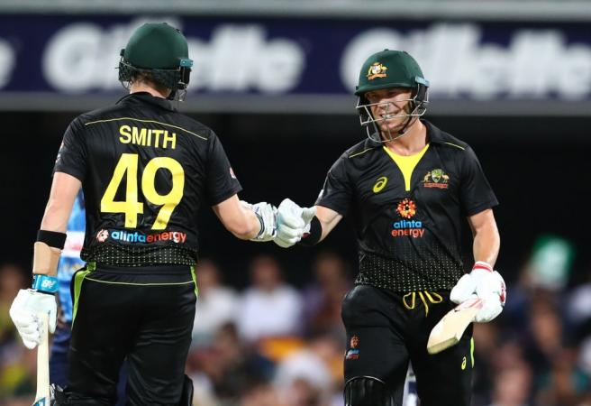 Aussies cruise to first series win over Sri Lanka