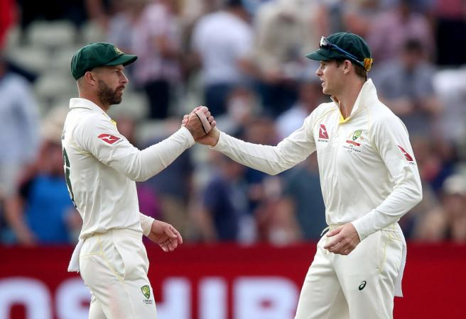 Ashes: Smith and Wade shine as Aussies move into the box seat