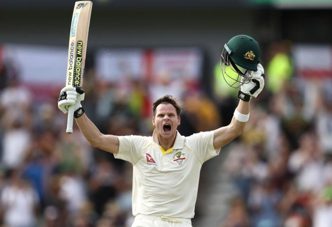 Steve Smith's domination of England by the numbers