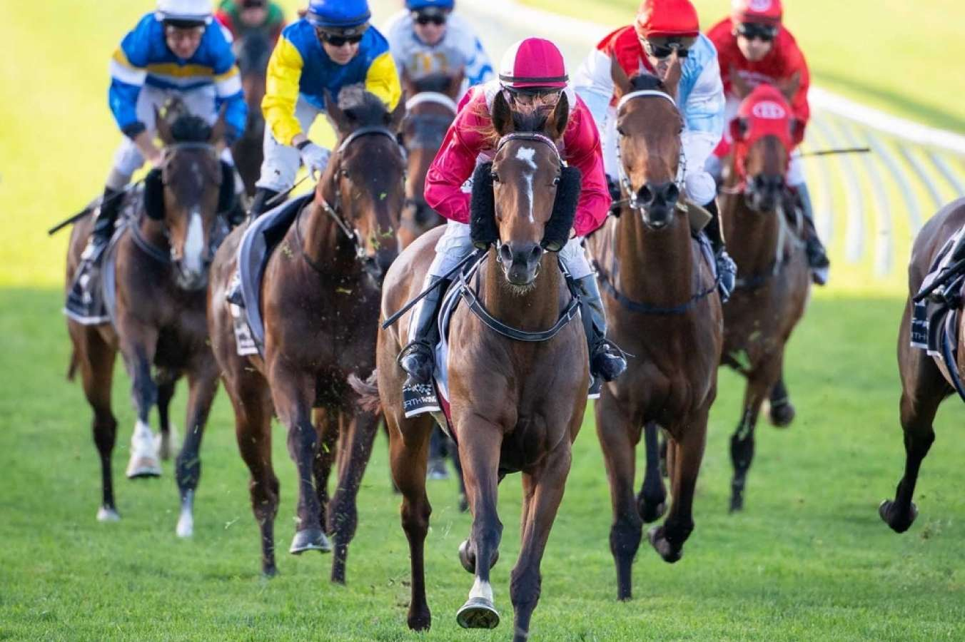 Perth racing review: William Pike stars with five-timer - Punters