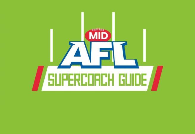 2020 AFL SuperCoach Guide: Midfielders