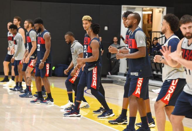 Two more players withdraw from Team USA