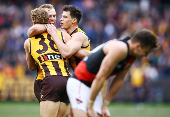 Frantic Finishes: Dramatic afternoon boosts Roos and Crows, buries Bombers