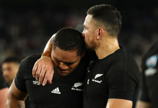 All Blacks bundled out of Rugby Union World Cup after haka response