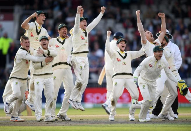 Ashes: Australia retain the urn for first time in 17 years