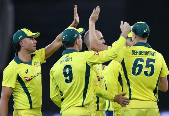 Australia name World Cup squad
