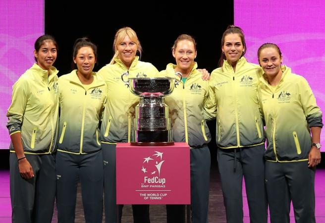 Fed Cup Final: Aussie captain takes a gamble