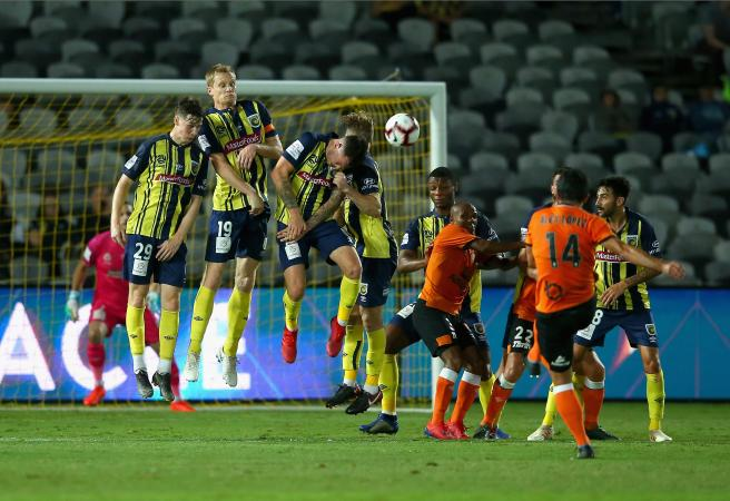 Ridiculous efforts light up eight-goal A-League thriller